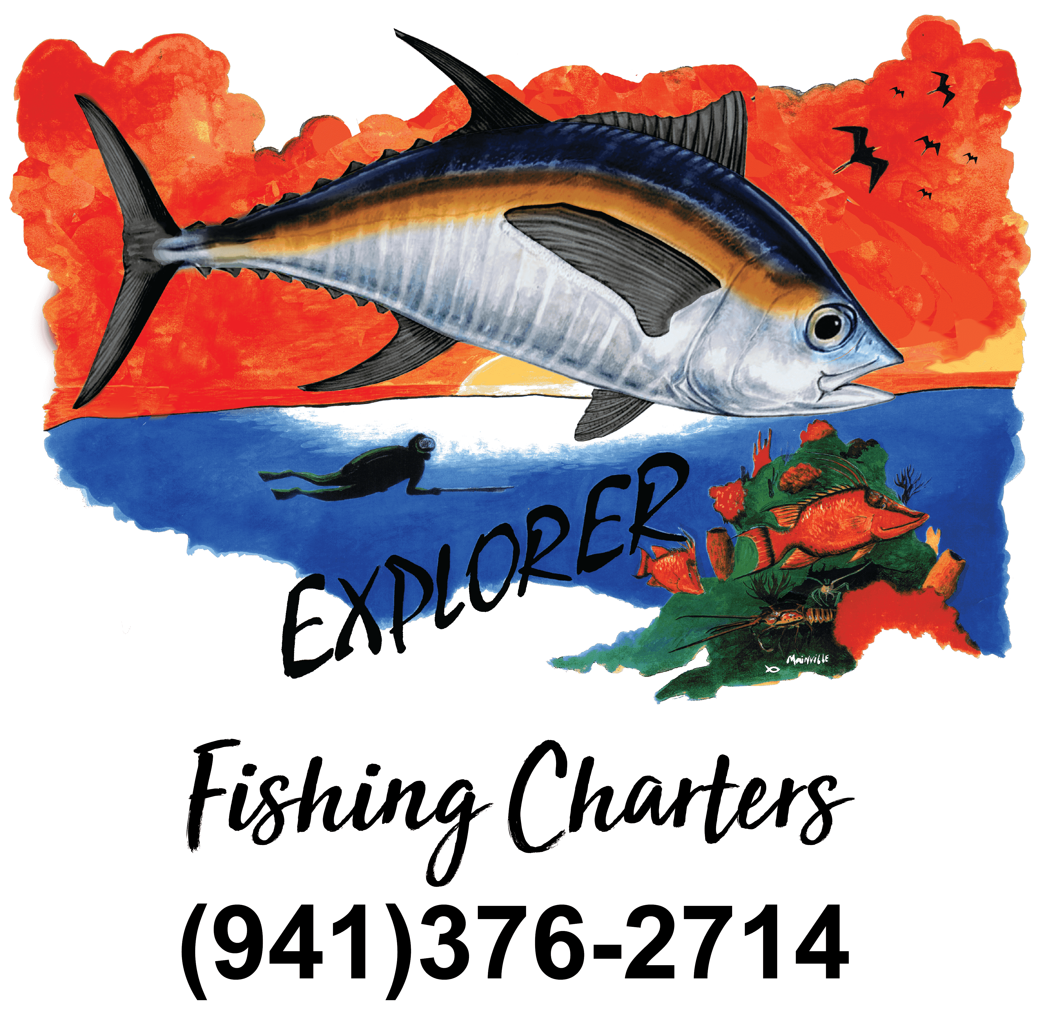 Explorer Fishing Charters